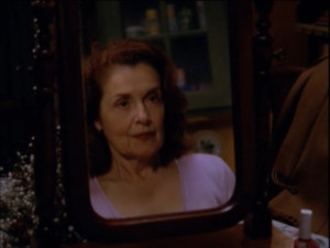 Grams in the mirror