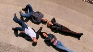 Dawson, Jen, Joey, and Jack