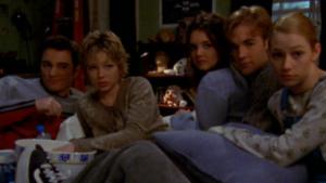 Jack, Jen, Dawson, Joey, and Andie