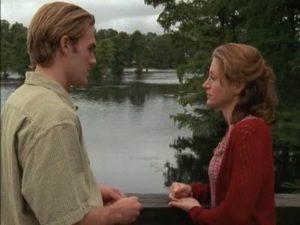 Dawson hears about Gretchen's... mistake