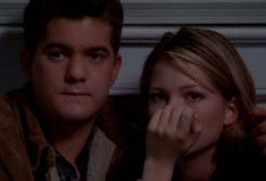 Pacey and Jen